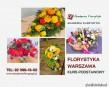 Florystyka Warszawa - kurs od podstaw